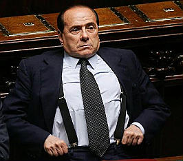 berlusconimussolini